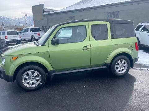 2006 Honda Element for sale at Major Car Inc in Murray UT