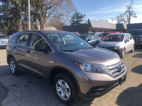 2012 Honda CR-V for sale at Chris Auto Sales in Springfield MA