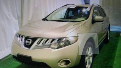 2009 Nissan Murano for sale at B & Z Auto Sales LLC in Delran NJ