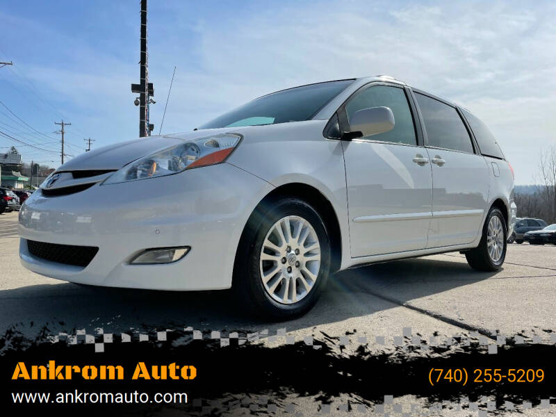 2009 Toyota Sienna for sale at Ankrom Auto in Cambridge OH