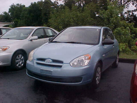 2009 Hyundai Accent for sale at Bates Auto & Truck Center in Zanesville OH