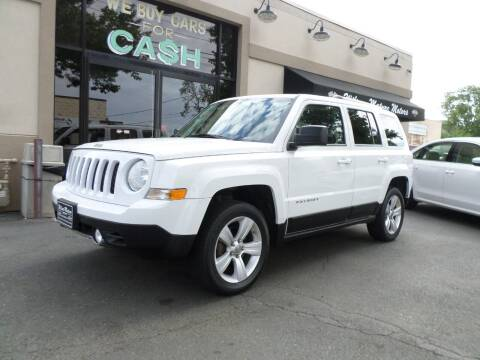2012 Jeep Patriot for sale at Wilson-Maturo Motors in New Haven CT