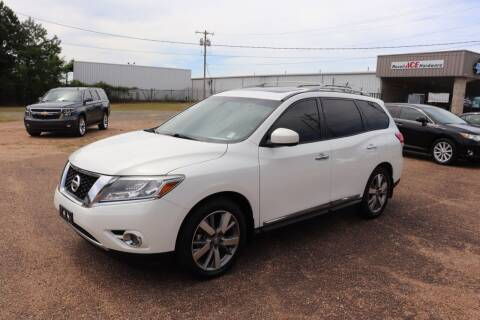 2014 Nissan Pathfinder for sale at Tommy Rice Motors in Byram MS