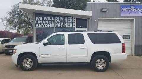 2010 Chevrolet Suburban for sale at STERLING MOTORS in Watertown SD