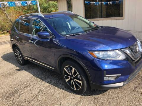 2020 Nissan Rogue for sale at Matt Jones Preowned Auto in Wheeling WV