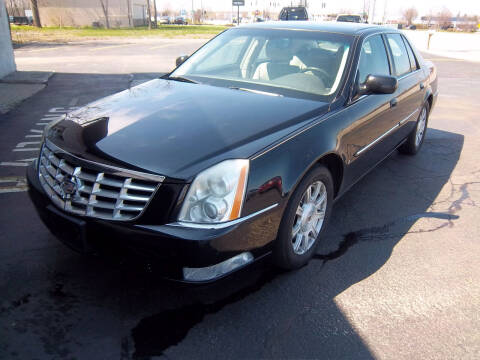 2008 Cadillac DTS for sale at Brian's Sales and Service in Rochester NY