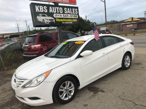 2013 Hyundai Sonata for sale at KBS Auto Sales in Cincinnati OH