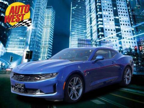 2019 Chevrolet Camaro for sale at Autowest of GR in Grand Rapids MI