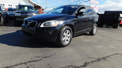 2010 Volvo XC60 for sale at Action Automotive Service LLC in Hudson NY