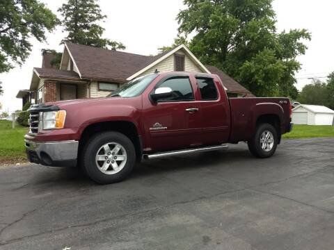 2013 GMC Sierra 1500 for sale at Economy Motors in Muncie IN