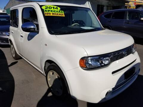 2014 Nissan cube for sale at Ournextcar/Ramirez Auto Sales in Downey CA