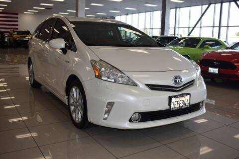 2014 Toyota Prius v for sale at Legend Auto in Sacramento CA
