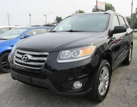 2012 Hyundai Santa Fe for sale at Express Auto Sales in Lexington KY