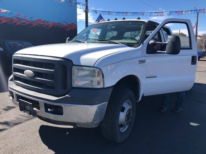 2006 Ford F-350 Super Duty for sale at DPM Motorcars in Albuquerque NM