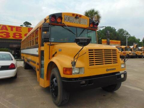 2000 International Thomas for sale at Global Bus Sales & Rentals in Alice TX