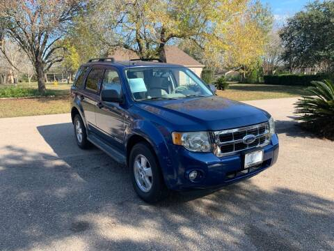 2008 Ford Escape for sale at CARWIN MOTORS in Katy TX