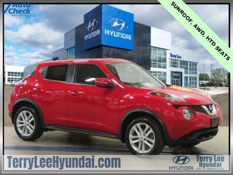 2016 Nissan JUKE for sale at Terry Lee Hyundai in Noblesville IN
