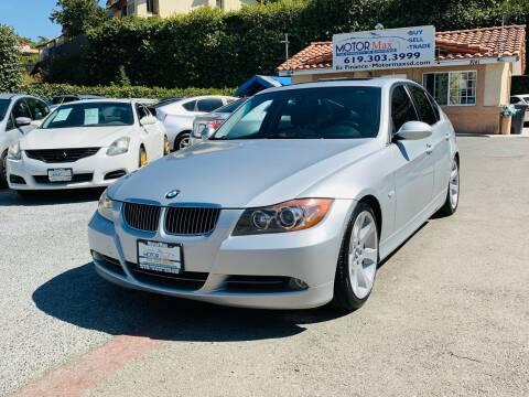 2006 BMW 3 Series for sale at MotorMax in Lemon Grove CA