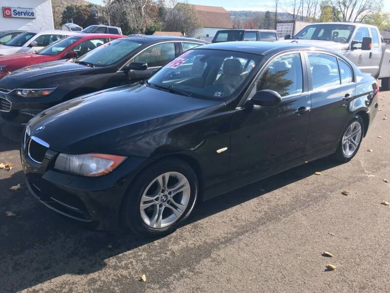 2008 BMW 3 Series for sale at Chilson-Wilcox Inc Lawrenceville in Lawrenceville PA