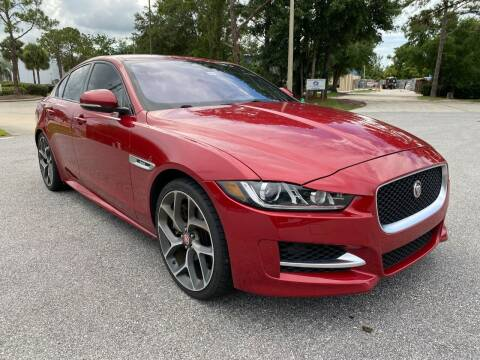 2017 Jaguar XE for sale at Global Auto Exchange in Longwood FL