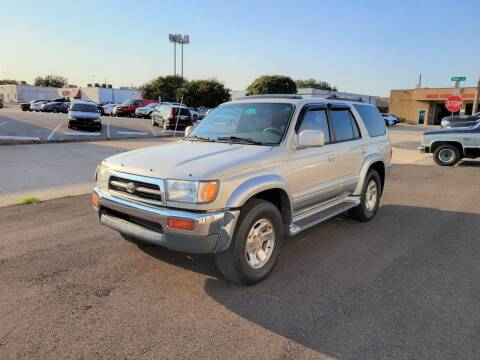 1998 Toyota 4Runner for sale at Image Auto Sales in Dallas TX