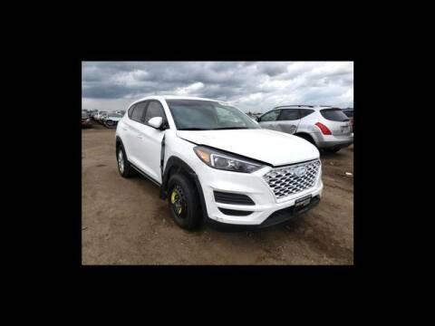2020 Hyundai Tucson for sale at ELITE MOTOR CARS OF MIAMI in Miami FL