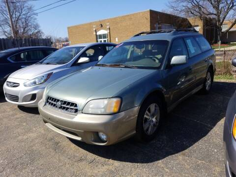2004 Subaru Outback for sale at Quality Auto Today in Kalamazoo MI