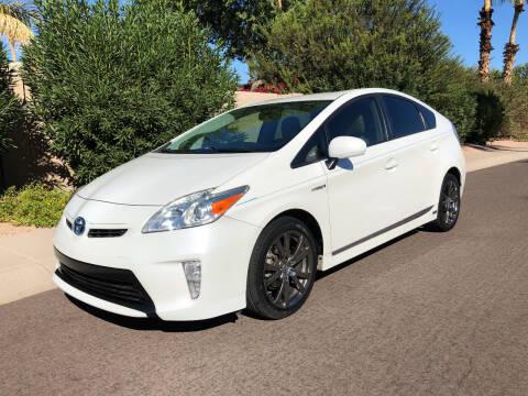 2012 Toyota Prius for sale at Arizona Hybrid Cars in Scottsdale AZ