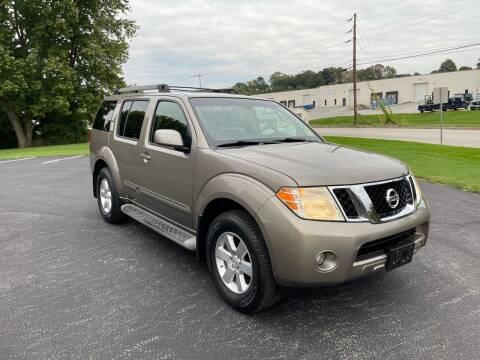 2008 Nissan Pathfinder for sale at Jackie's Car Shop in Emigsville PA