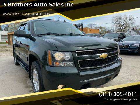 2013 Chevrolet Avalanche for sale at 3 Brothers Auto Sales Inc in Detroit MI