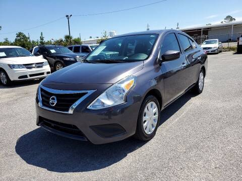 2015 Nissan Versa for sale at Jamrock Auto Sales of Panama City in Panama City FL