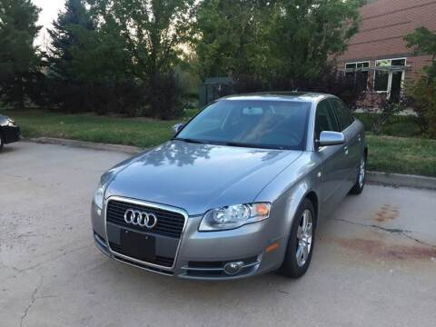 2006 Audi A4 for sale at QUEST MOTORS in Englewood CO