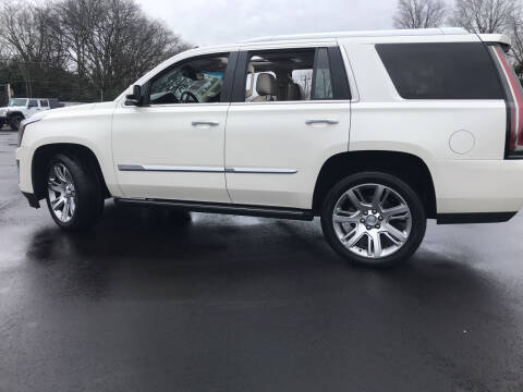 2015 Cadillac Escalade for sale at Beckham's Used Cars in Milledgeville GA