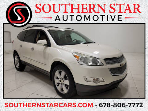 2011 Chevrolet Traverse for sale at Southern Star Automotive, Inc. in Duluth GA
