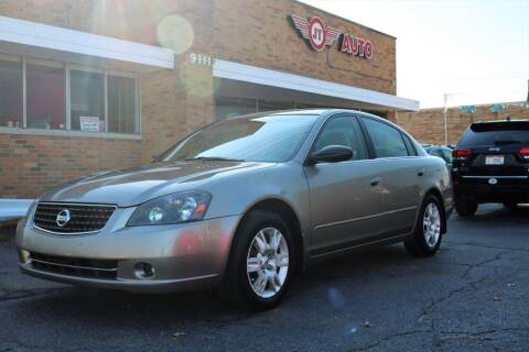 2005 Nissan Altima for sale at JT AUTO in Parma OH