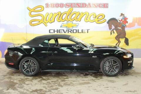 2020 Ford Mustang for sale at Sundance Chevrolet in Grand Ledge MI