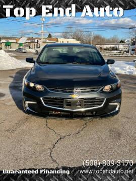 2016 Chevrolet Malibu for sale at Top End Auto in North Atteboro MA