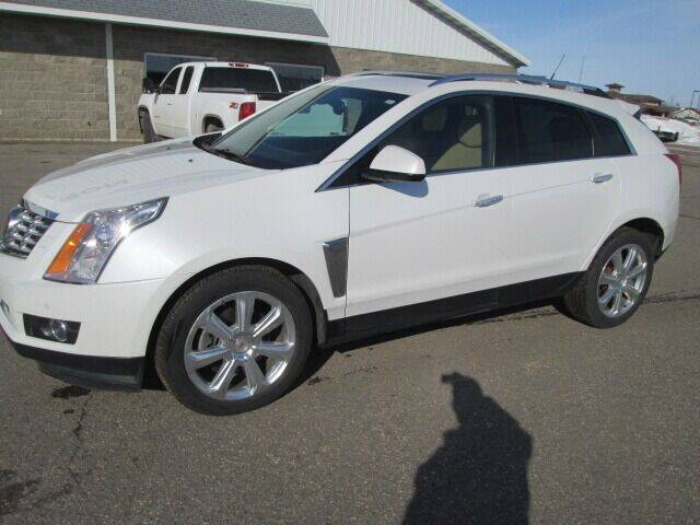 2014 Cadillac SRX for sale at SWENSON MOTORS in Gaylord MN