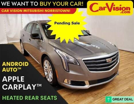 2019 Cadillac XTS for sale at Car Vision Mitsubishi Norristown in Trooper PA