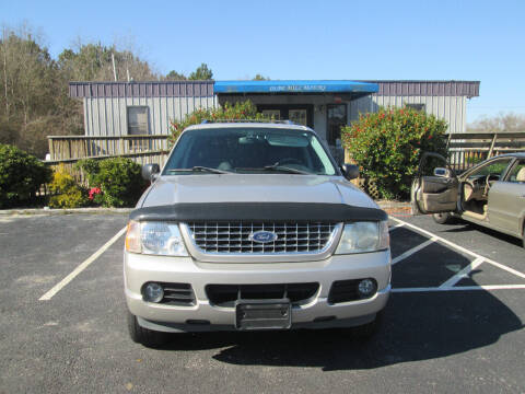 2004 Ford Explorer for sale at Olde Mill Motors in Angier NC