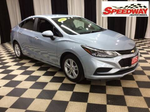 2017 Chevrolet Cruze for sale at SPEEDWAY AUTO MALL INC in Machesney Park IL