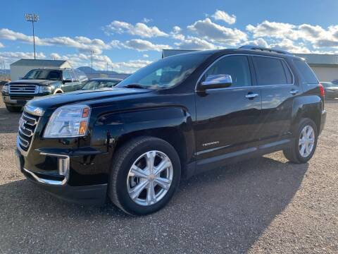 2017 GMC Terrain for sale at FAST LANE AUTOS in Spearfish SD
