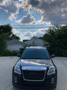 2012 GMC Terrain for sale at Suburban Auto Sales LLC in Madison Heights MI