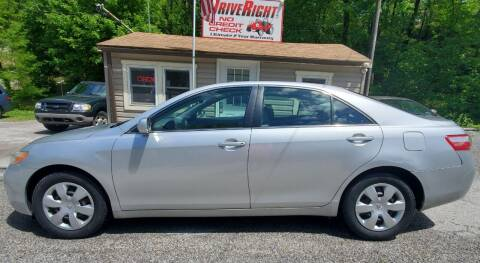 2007 Toyota Camry for sale at DriveRight Autos South York in York PA