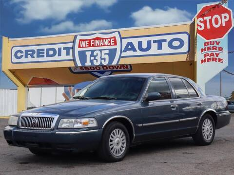 2007 Mercury Grand Marquis for sale at Buy Here Pay Here Lawton.com in Lawton OK