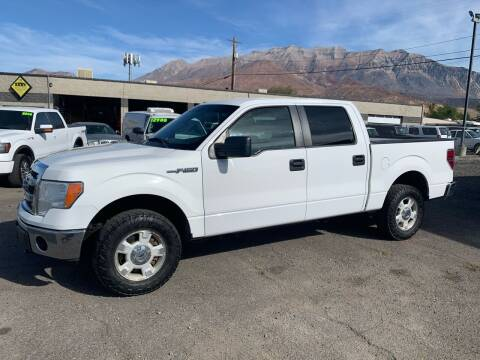 2013 Ford F-150 for sale at Street Dreams LLC in Orem UT