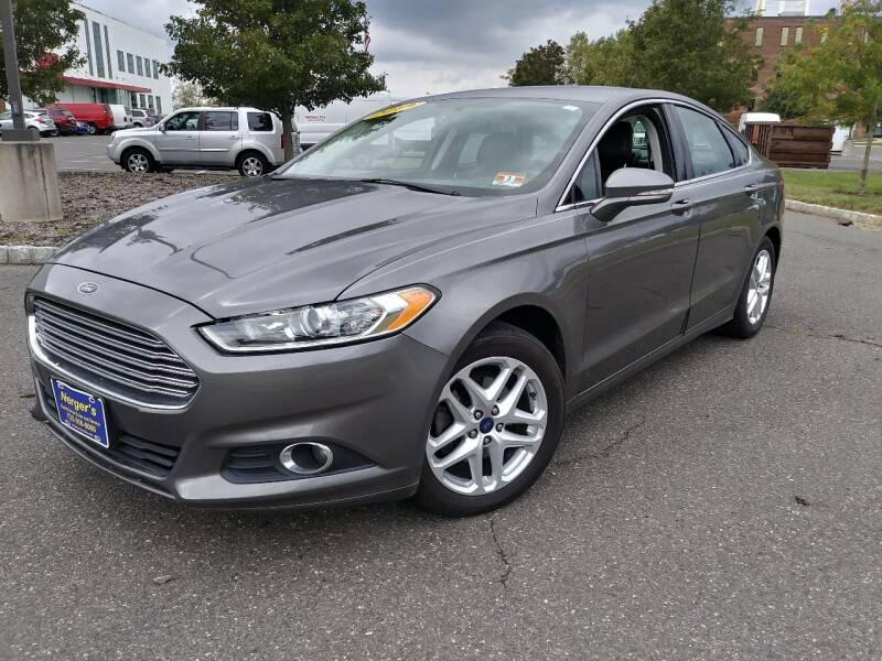 2013 Ford Fusion for sale at Nerger's Auto Express in Bound Brook NJ