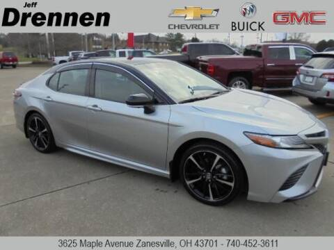 2018 Toyota Camry for sale at Jeff Drennen GM Superstore in Zanesville OH