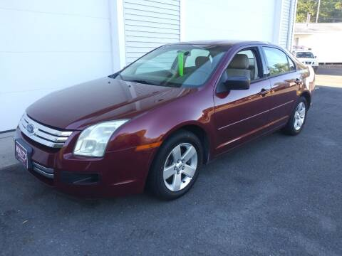 2006 Ford Fusion for sale at Walts Auto Sales in Southwick MA