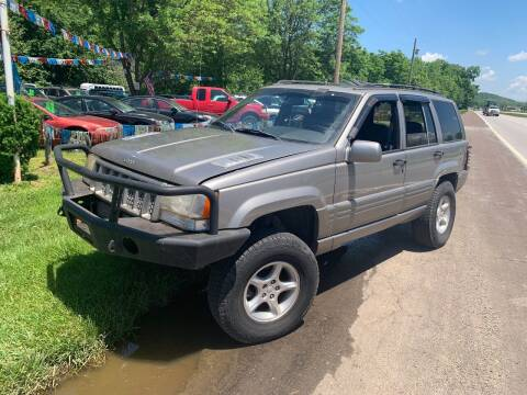 1998 Jeep Grand Cherokee for sale at Korz Auto Farm in Kansas City KS